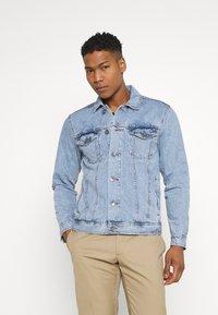Redefined Rebel - MARC JACKET - Denim jacket - light blue - 0