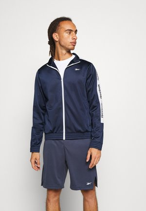 TRACK JACKET - Training jacket - dark blue
