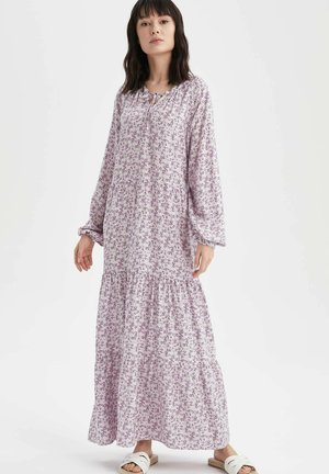 Vestido largo - purple