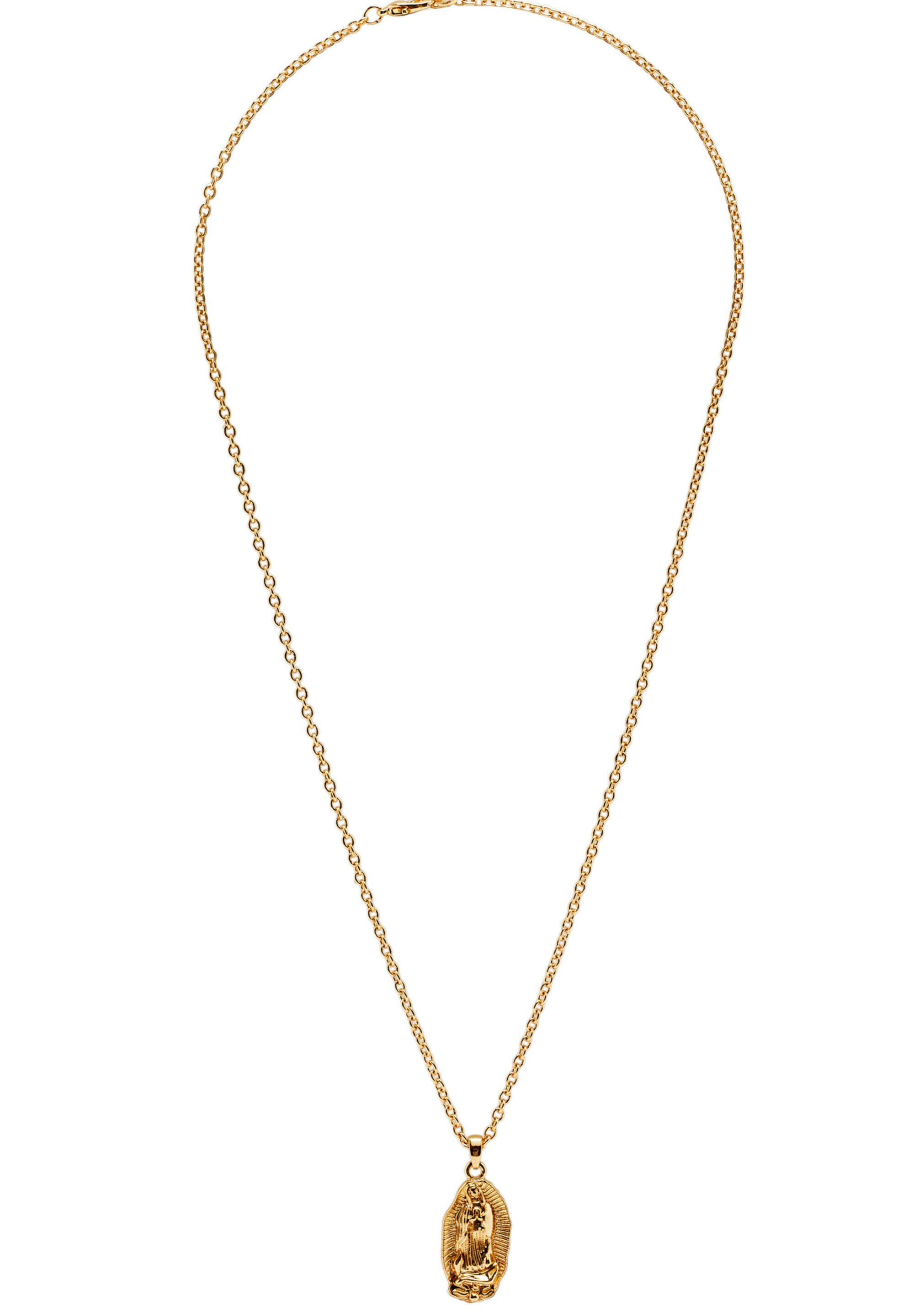 Homme MIT ANHÄNGER JUNGFRAU GUADALUPE - Collier