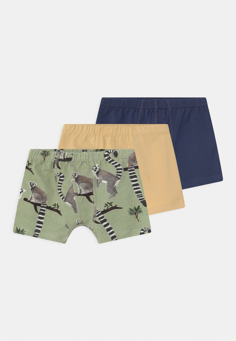Walkiddy - 3 PACK - Boxerky - green