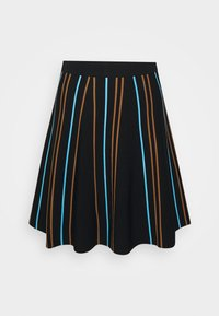 Nümph - NULILLI PILLY SKIRT - Plisséskjørt - caviar - 0