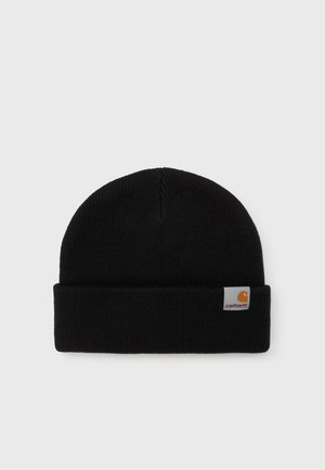 STRATUS HAT LOW UNISEX - Beanie - black
