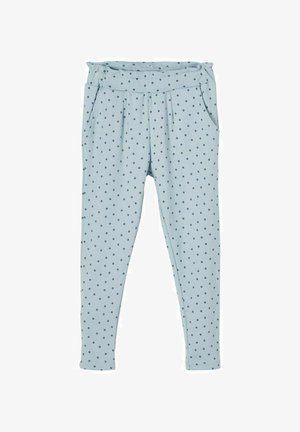 Broek - dusty blue