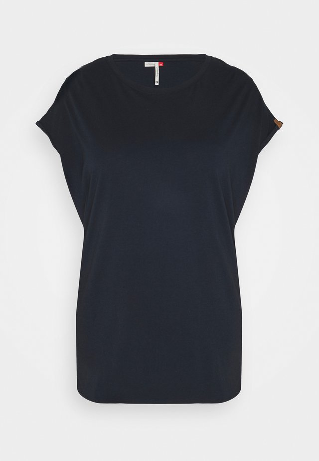 DIONE - T-shirt basic - navy