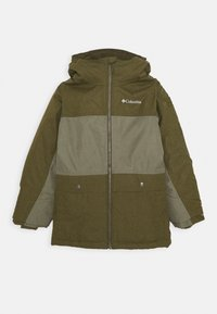 Columbia - PORTEAU COVE JACKET - Zimní bunda - new olive heather/stone green heather - 0