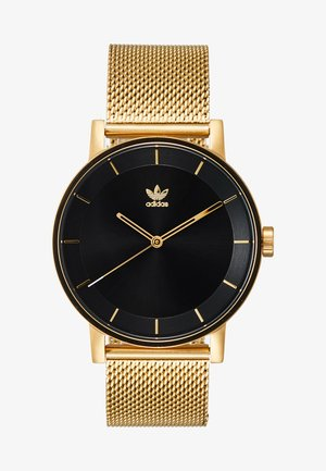 DISTRICT M1 - Reloj - gold-coloured/black sunray