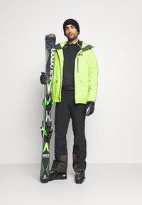 8848 Altitude - WANDECK PANT - Snow pants - black - 1