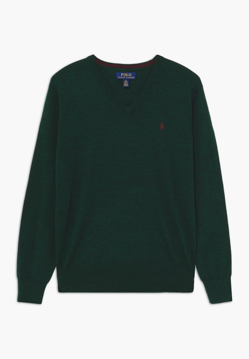 Polo Ralph Lauren - Svetr - forest green heather