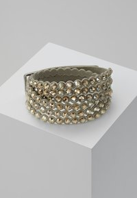 Swarovski - POWER BRACELET SLAKE - Bransoletka - golden shadow - 0