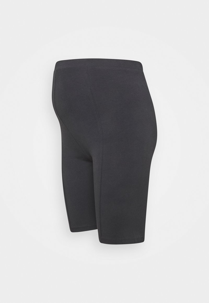 MAMALICIOUS - MLMIRA PINTUCK SHORTS - Shorts - black