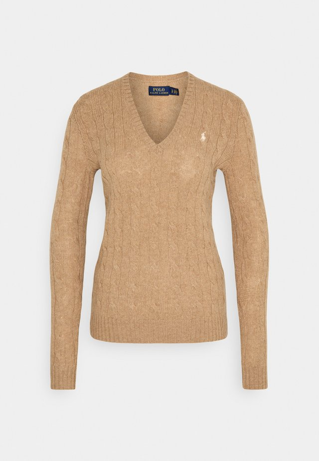 Pullover - luxury beige heat