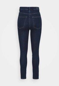 ONLY Carmakoma - CAROP LIFE SUPER - Jeans Skinny Fit - dark blue denim - 7