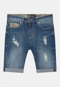 Kaporal - PILOW - Denim shorts - blue denim - 0