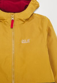 Jack Wolfskin - SNOWY DAYS JACKET KIDS - Outdoor jacket - golden amber - 2