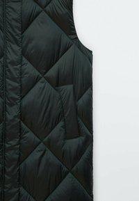 Massimo Dutti - MIT KAPUZE  - Waistcoat - black - 3