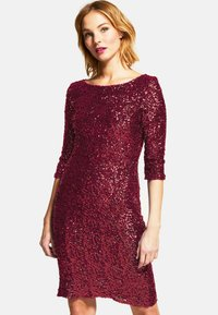 HotSquash - Cocktail dress / Party dress - dark red - 1