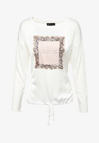Decay - Long sleeved top - weiß - 0
