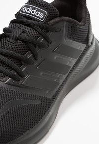 adidas Performance - RUNFALCON - Zapatillas de running neutras - core black - 5