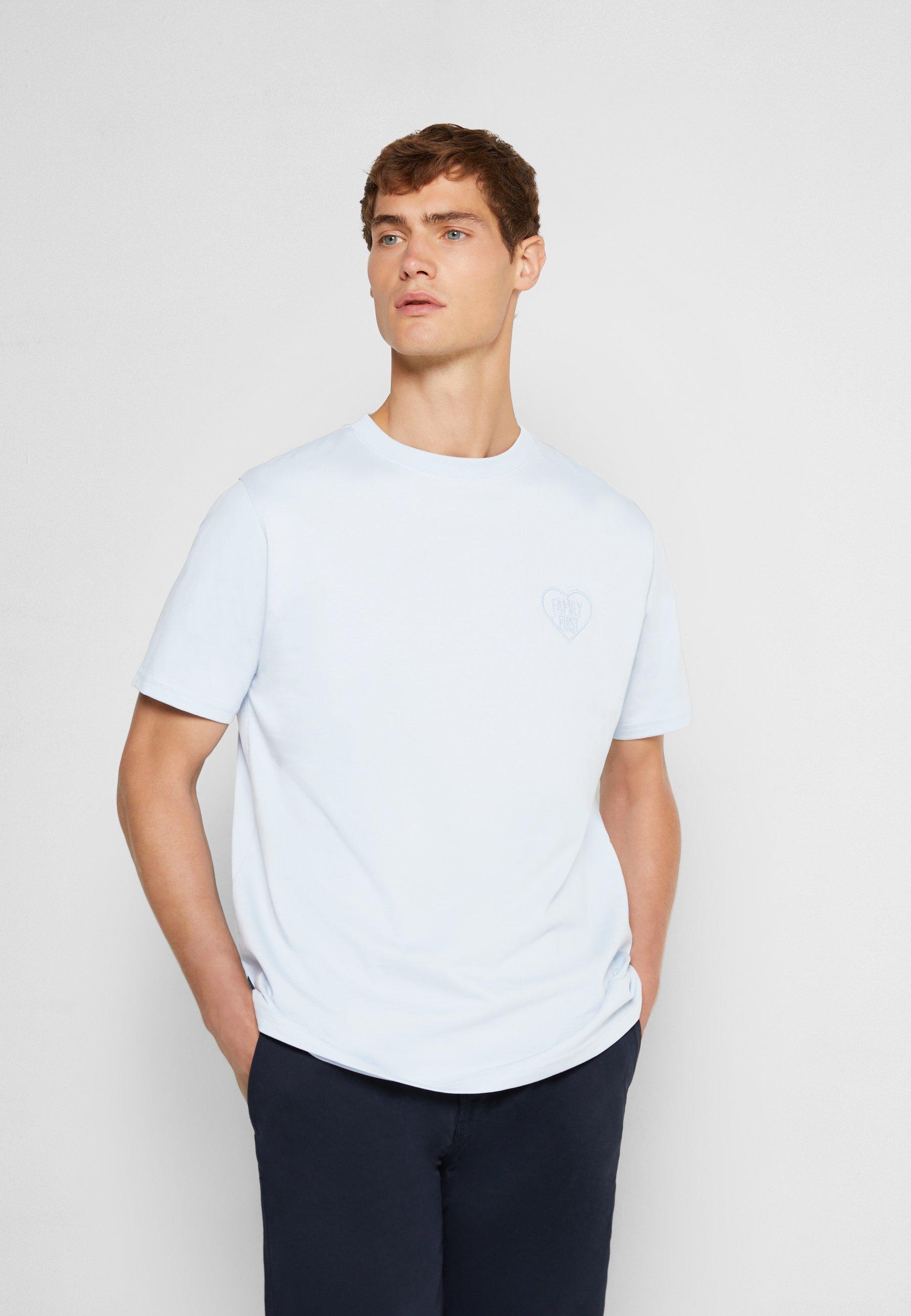 Uomo HEART - T-shirt basic