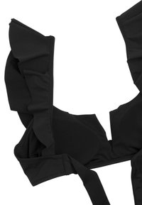 OYSHO - Bikiniöverdel - black - 6
