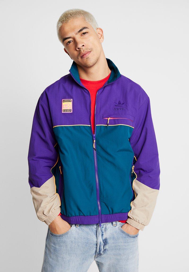 adidas Originals - TRACK  - Summer jacket - multicolor