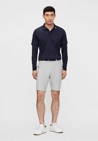 J.LINDEBERG - ELOY - Outdoor shorts - stone grey - 1