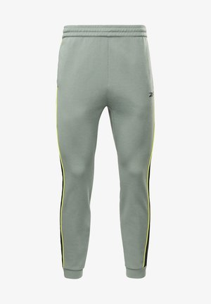 WORKOUT READY PANTS - Tracksuit bottoms - green