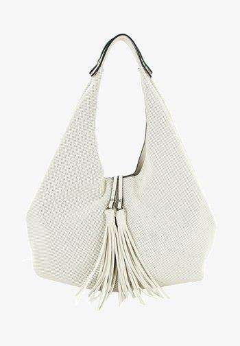 MELLY - Handbag - ecru