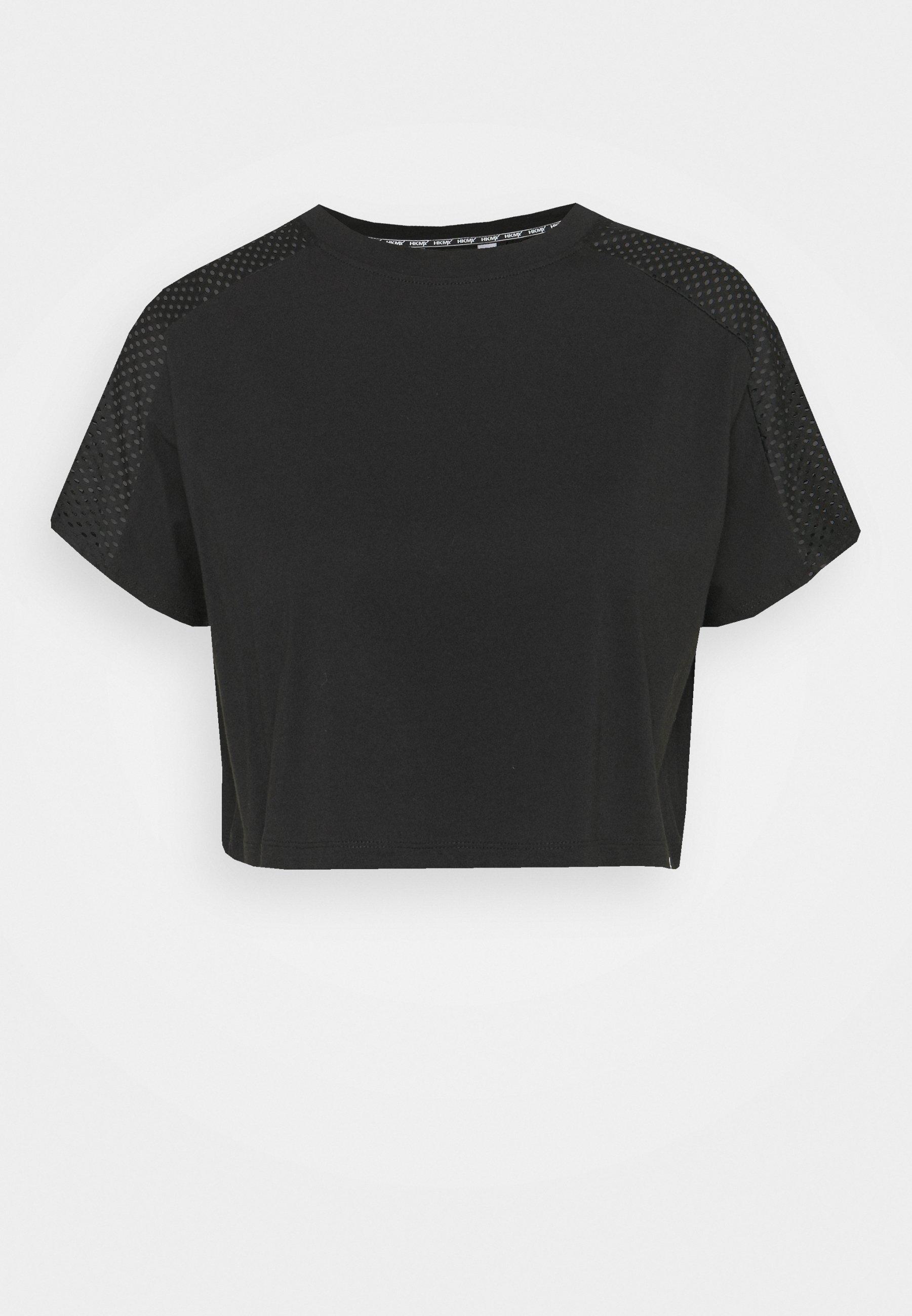 Femme TEE CROPPED - T-shirt imprimé