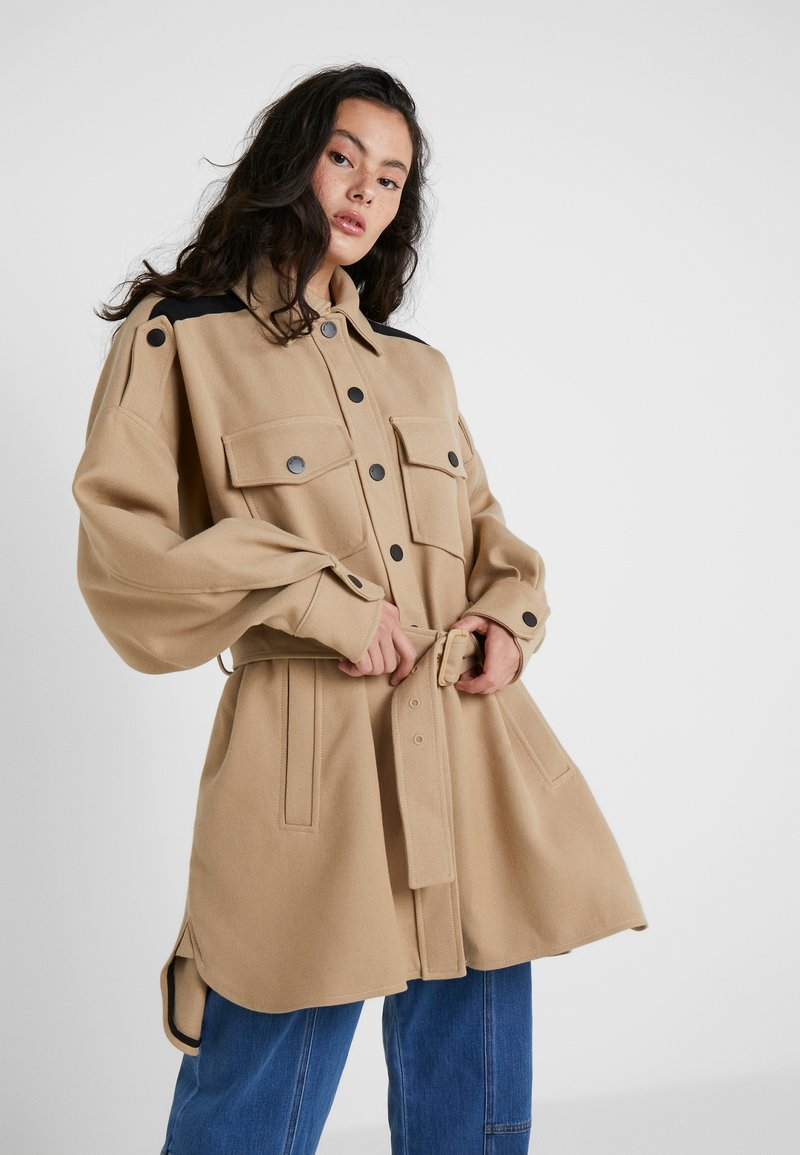 See by Chloé - Trench - argil brown