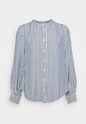 SHIRRED - Camicia - blue
