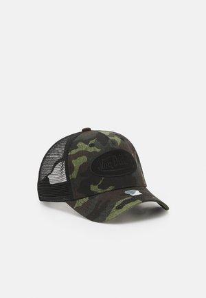CAMO UNISEX - Cappellino - black
