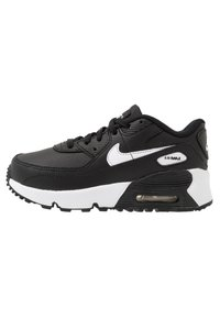 Nike Sportswear - AIR MAX 90 UNISEX - Trainers - black/white - 1