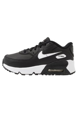 AIR MAX 90 UNISEX - Baskets basses - black/white