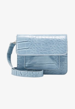 CAYMAN MINI - Sac bandoulière - dusty blue