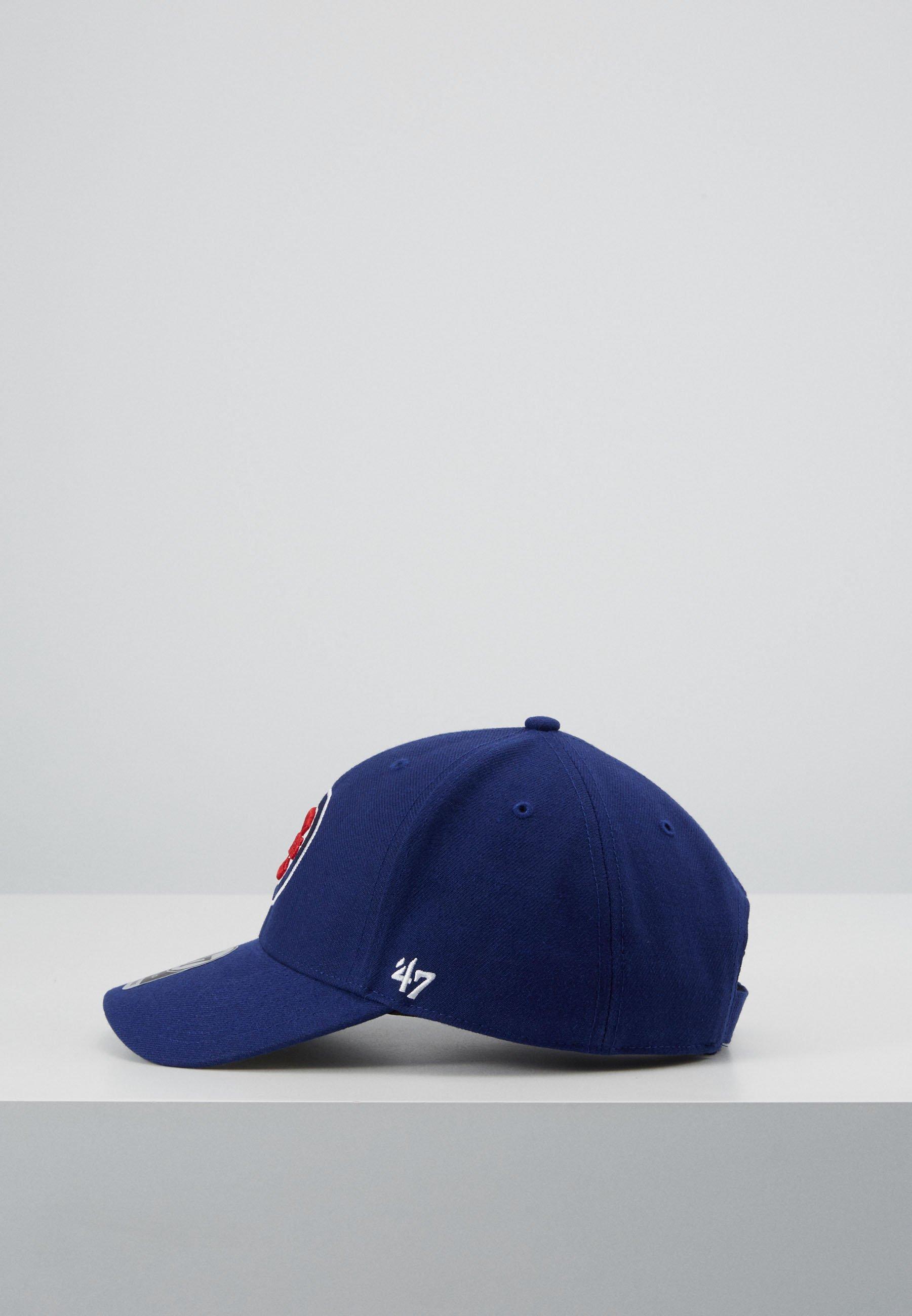'47 CHICAGO CUBS 47 MVP - Cap - dark royal/mørkeblå N0M5bIOU5aNMCfu