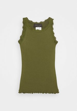Toppe - leaf green