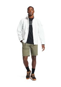 Timberland - CONTEMPORARY SAILOR  - Waterproof jacket - white sand - 1