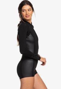 Roxy - Rash vest - black - 2