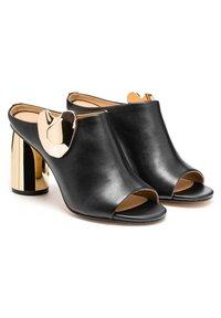 Kazar - VICKY - Heeled mules - Black - 1
