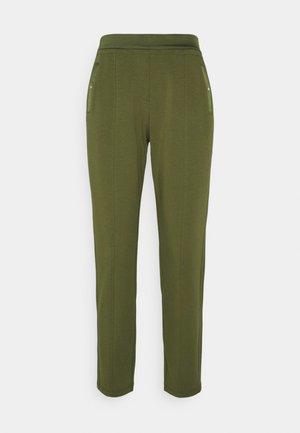 Kalhoty - deep green