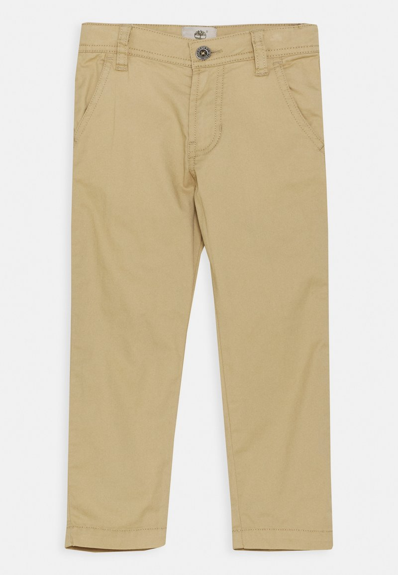 Timberland - TROUSERS - Trousers - stone