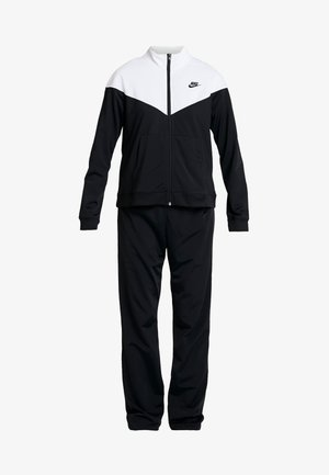 SUIT - Tracksuit - black/white