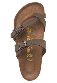 Birkenstock - MAYARI - T-bar sandals - mocca - 6