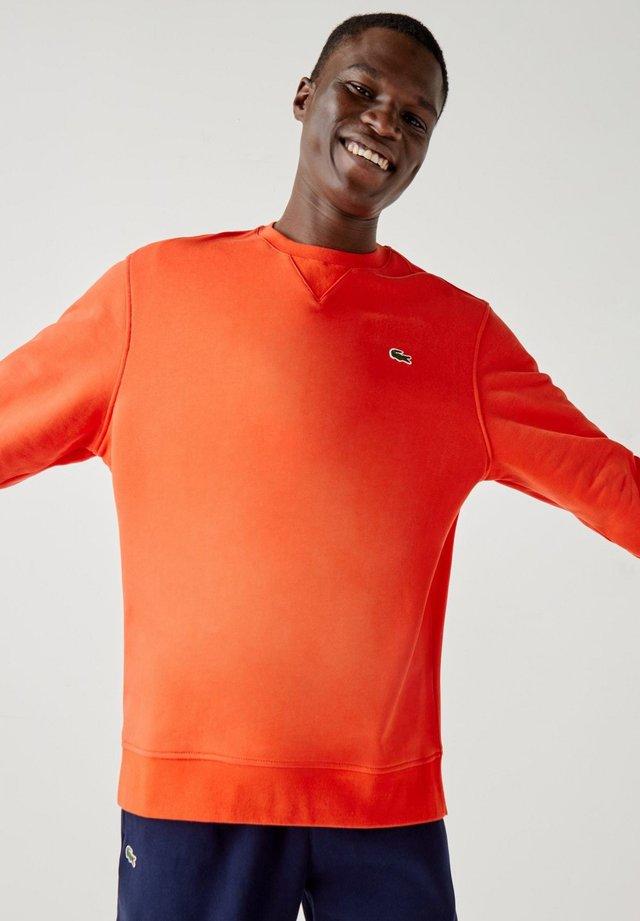 CLASSIC - Sweatshirt - rot / rot