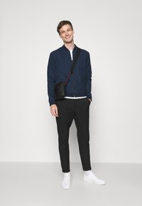 HUGO - Summer jacket - dark blue - 1