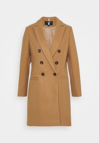 Dorothy Perkins - DOUBLE BREASTED COAT - Classic coat - camel - 0
