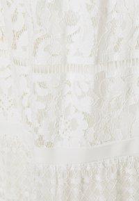 Lauren Ralph Lauren - CROWLEY FLORAL DRESS - Vestito elegante - white - 2