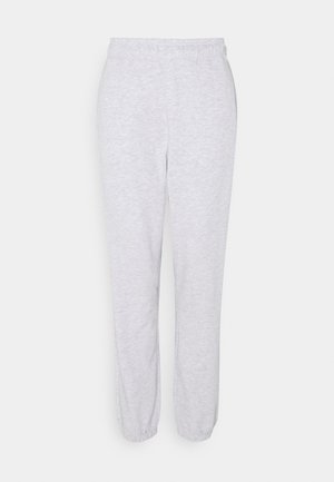 VMODEZ PANTS - Tracksuit bottoms - light grey melange